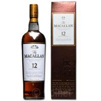 Macallan 12 Jahre Sherry Oak Highland Single Malt 0,7L 40%
