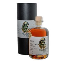Hannya Black Amaro Cask Strength Single Malt 0,5L 59,9%