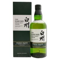 Hakushu Heavily Peated Single Malt 0,7L 48%