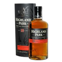 Highland Park 18 Jahre Single Malt 0,7L 43%