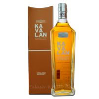 KAVALAN Single Malt Whisky 0,7L 40%