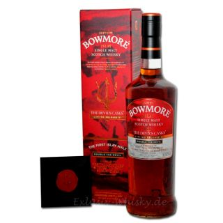 Bowmore Devils Cask Batch III Single Malt 0,7L 56,7%