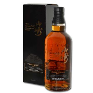 Yamazaki Limited Edition 2017 Single Malt 0,7L 43%