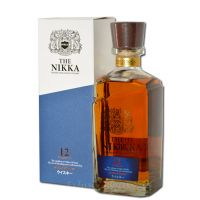 The Nikka 12 Jahre Blended Whisky 0,7L 43%