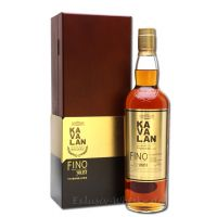 KAVALAN Solist Fino Sherry Cask Single Malt 0,7L 57%