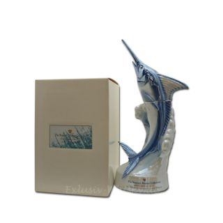 Suntory Marine Collection Decanter Blue Marlin 0,7L 43%