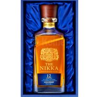 The Nikka 12 Jahre Special Edition Blended Whisky 0,7L 43%
