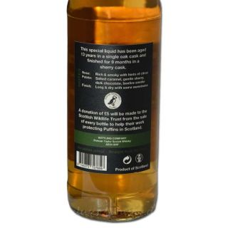 Puffin Laphroaig 13 Jahre Limited Single Malt Whisky 0,7L 54,3%