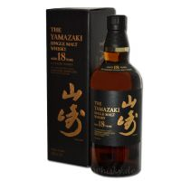 Yamazaki 18 Years Single Malt 0,7L 43%