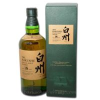 Hakushu 18 Jahre  Single Malt 0,7L 43%